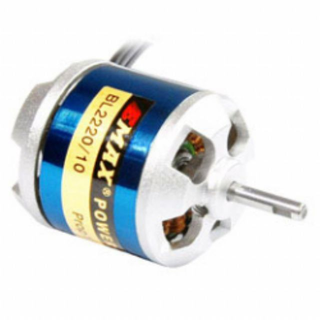 MOTOR E-MAX BL2220/08 BRUSH 1050K