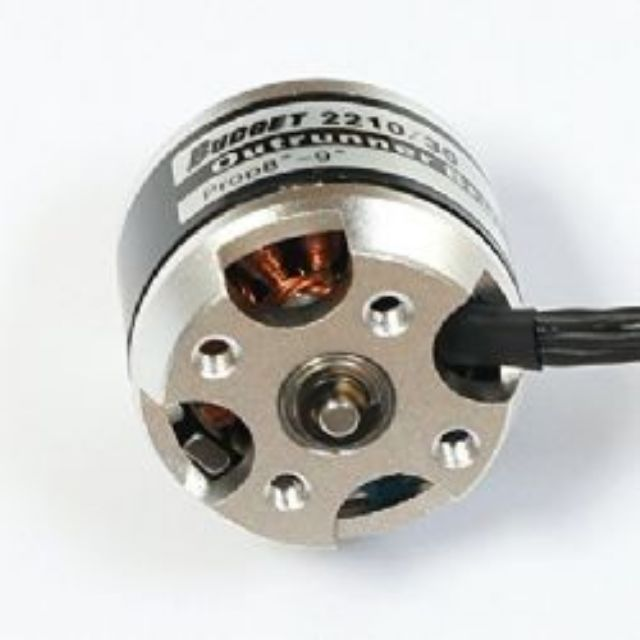Motor BUDGET 2210/30 BRUSHLESS 1300KV