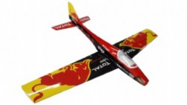 AEROMODELO BUPPO RED BULL TOTAL PRINCE AIRCRAFT