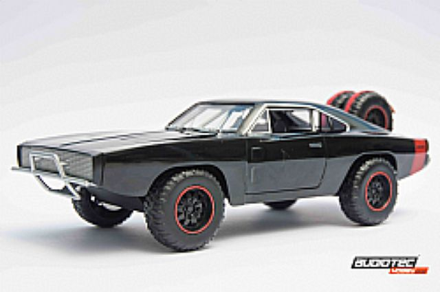 Dodge Charger R/T Dom's 1970 Velozes e Furiosos 7