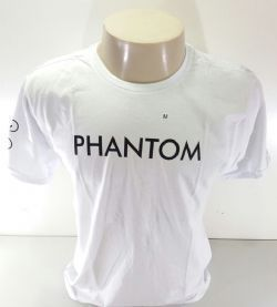 Camiseta Phantom Branca